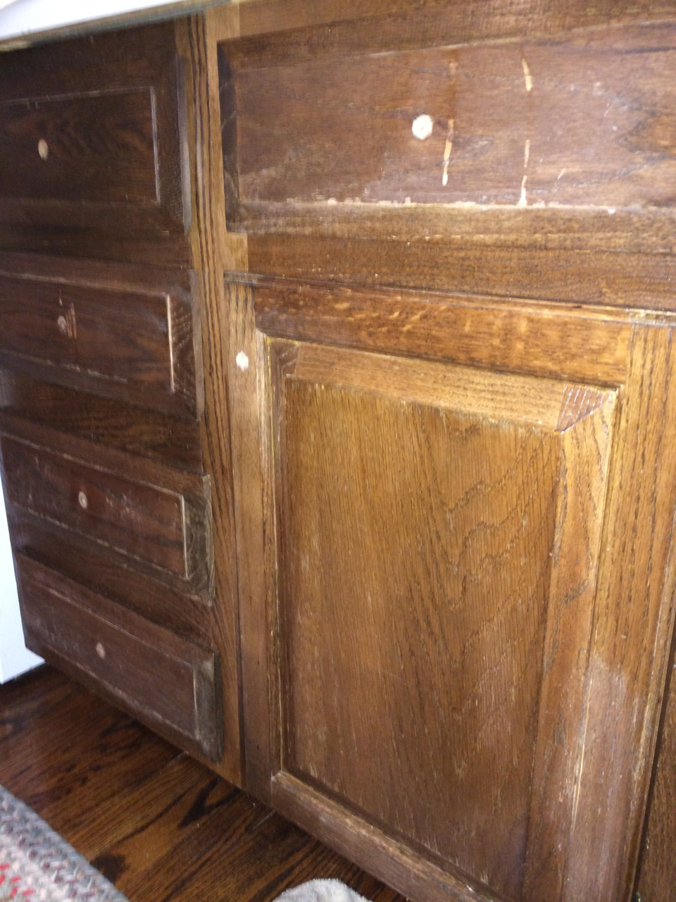 non toxic kitchen cabinets 9012140 05 before and after mirawood refinishing non 23794