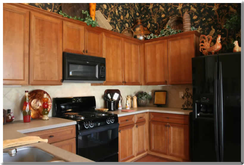 Get rid of light colored scratches and worn areas that make your dark toned woodwork look shabby and cheap.