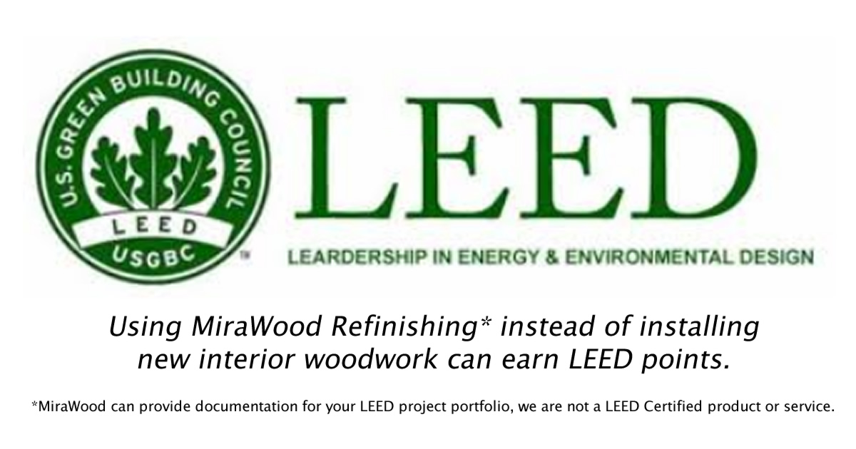 LEED Project Credits